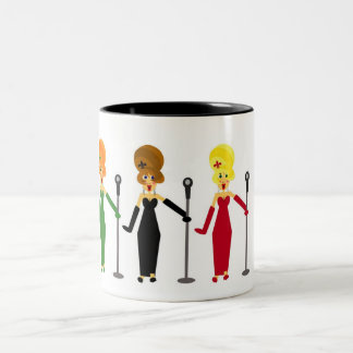 Singing Ladies Mug