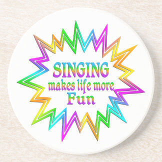 Singing More Fun Coaster