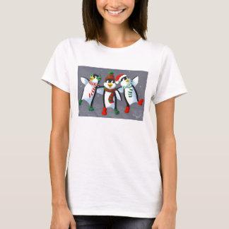 Singing Penguins T-Shirt