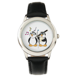 Singing Penguins Watch