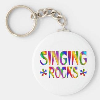 Singing Rocks Keychain