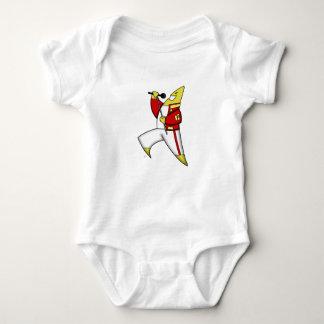 singing star cafepress main baby bodysuit