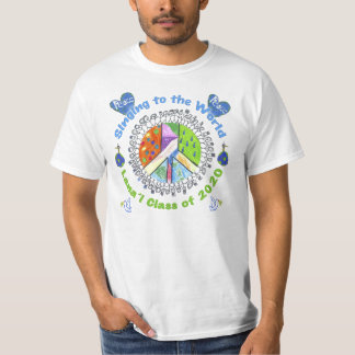 Singing to the World T-shirt