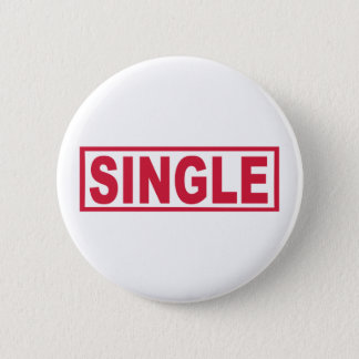 Single 2 Inch Round Button