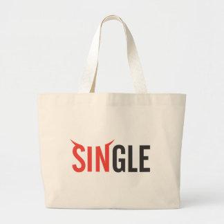 Single Canvas Bags
