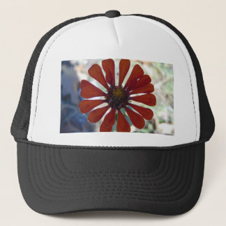 Single Bloom Trucker Hat