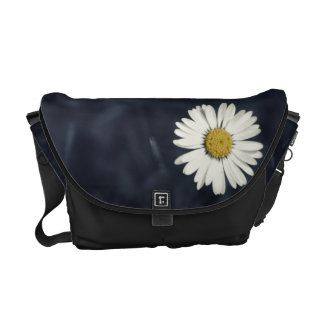 Single Daisy Flower Courier Bags