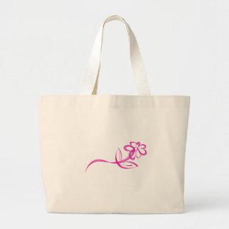 Single Daisy logo Tote Bags