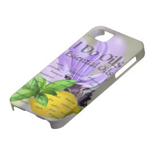 Single Essential Oils iPhone 5 Covers