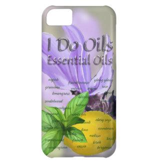 Single Essential Oils iPhone 5C Case