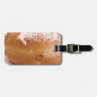 Single Krapfen ( italian doughnut ) Luggage Tag