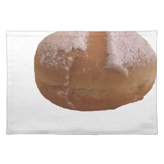 Single Krapfen ( italian doughnut ) Placemat