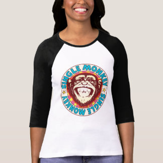 Single Monkey T-Shirt