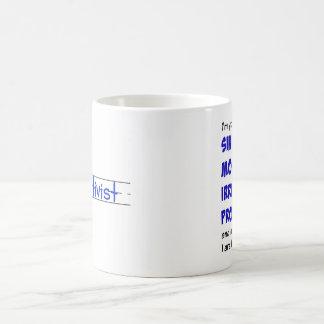 Single Most Irritating Problem mug