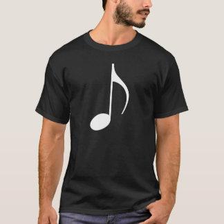 single note shirt