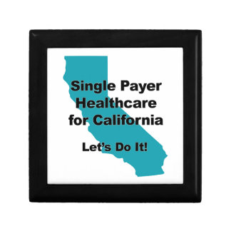 Single Payer Healthcare for California Gift Box