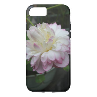 Single Pink White Flower Bloom iPhone 7 Case