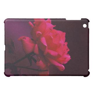Single Red Rose iPad Mini Cases