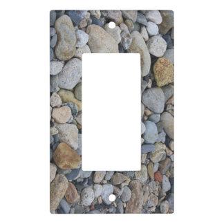 single rocker wall switch plate