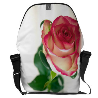 Single Rose - Large Messenger Bag