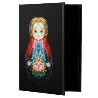Single Russian doll Cover For iPad Air