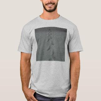SINGLE SET OF FOOTSTEPS T-Shirt