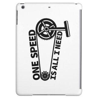 Single Speed Fixed Gear Bike iPad Air Cover