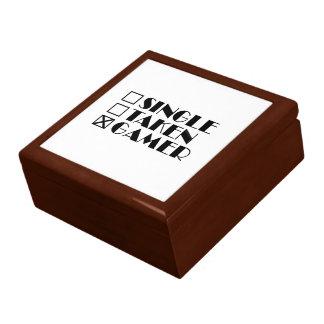 Single Taken or Gamer Gift Box