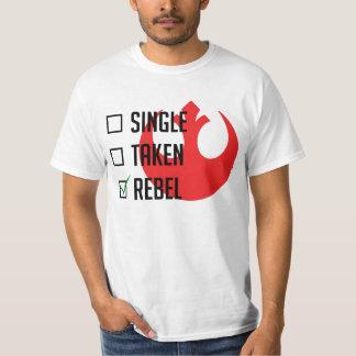 Single - Taken - Rebel T-Shirt