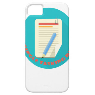 Single Tasking Day - Appreciation Day iPhone 5 Cover