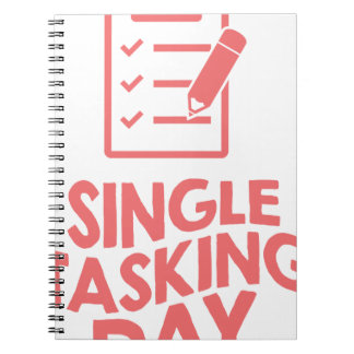 Single Tasking Day - Appreciation Day Note Book