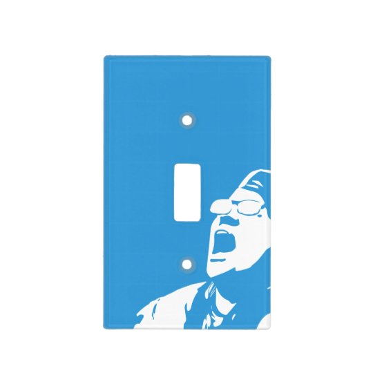 Single Toggle Liberal Tears CHANGE THE COLOR Light Switch Cover