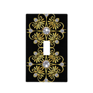 Single Toggle Light Switch Cover