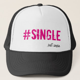 Single - Trucker Hat
