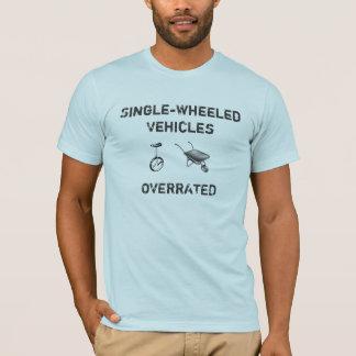 Single-wheeled Vehicles T-Shirt