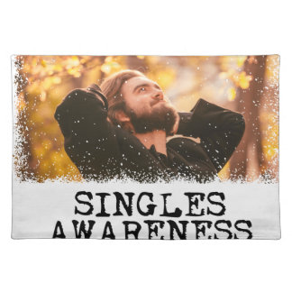 Singles Awareness Day - Fifteenth February Placemat