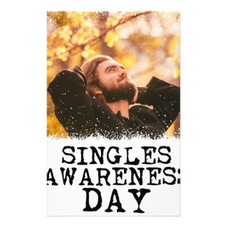 Singles Awareness Day - Fifteenth February Stationery