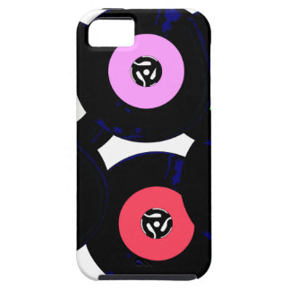 Singles Collection iPhone 5 Cover