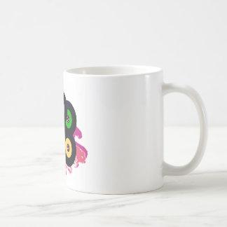 Singles Collection Jazz Background Coffee Mug