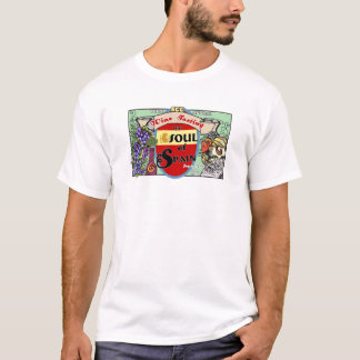 Singlet -Soul of Spain T-Shirt