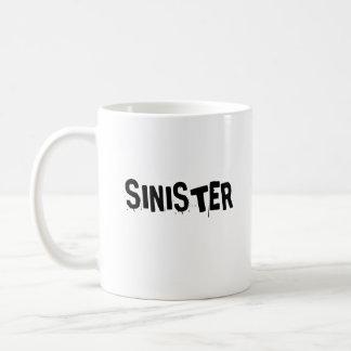 SINISTER COFFEE MUG