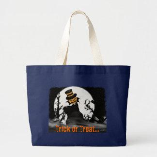 'Sinister Jack' Halloween Bag