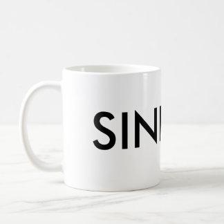 SINISTER MUG! COFFEE MUG