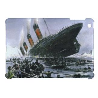 Sinking RMS Titanic iPad Mini Case
