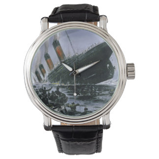Sinking RMS Titanic Watch