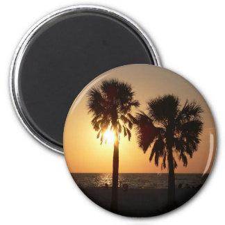 Sinking Sun Magnet