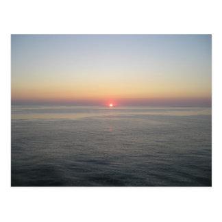 Sinking Sun Postcard