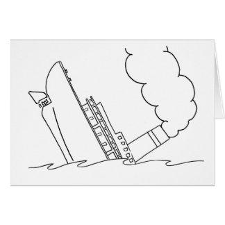 SinkingShipEngagement-Card Card