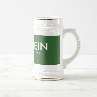 Sinn Fein 1916 Tribute Stein Beer Steins