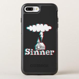 Sinner Illustration OtterBox Symmetry iPhone 8 Plus/7 Plus Case